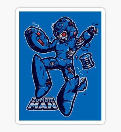 Zombie Man - STICKER Sticker