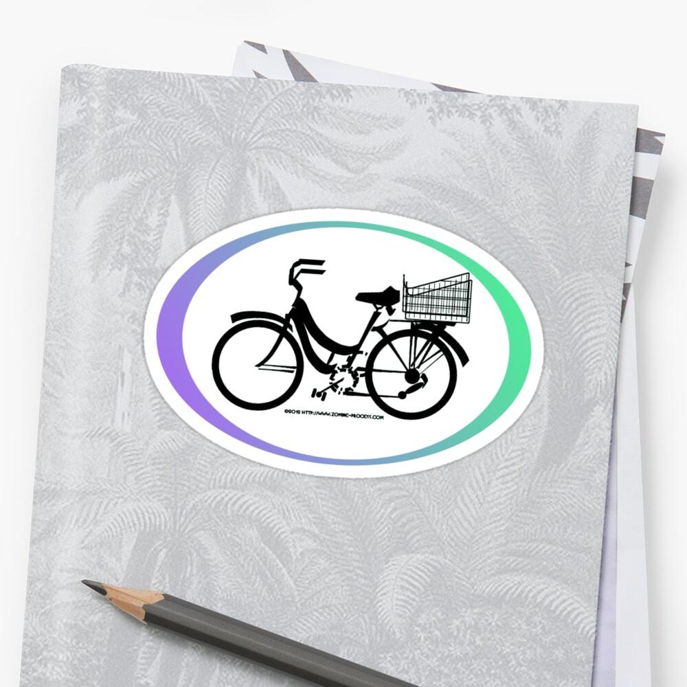 Mamachari - Everyone's favorite cruisin' bike. by Weber Consulting