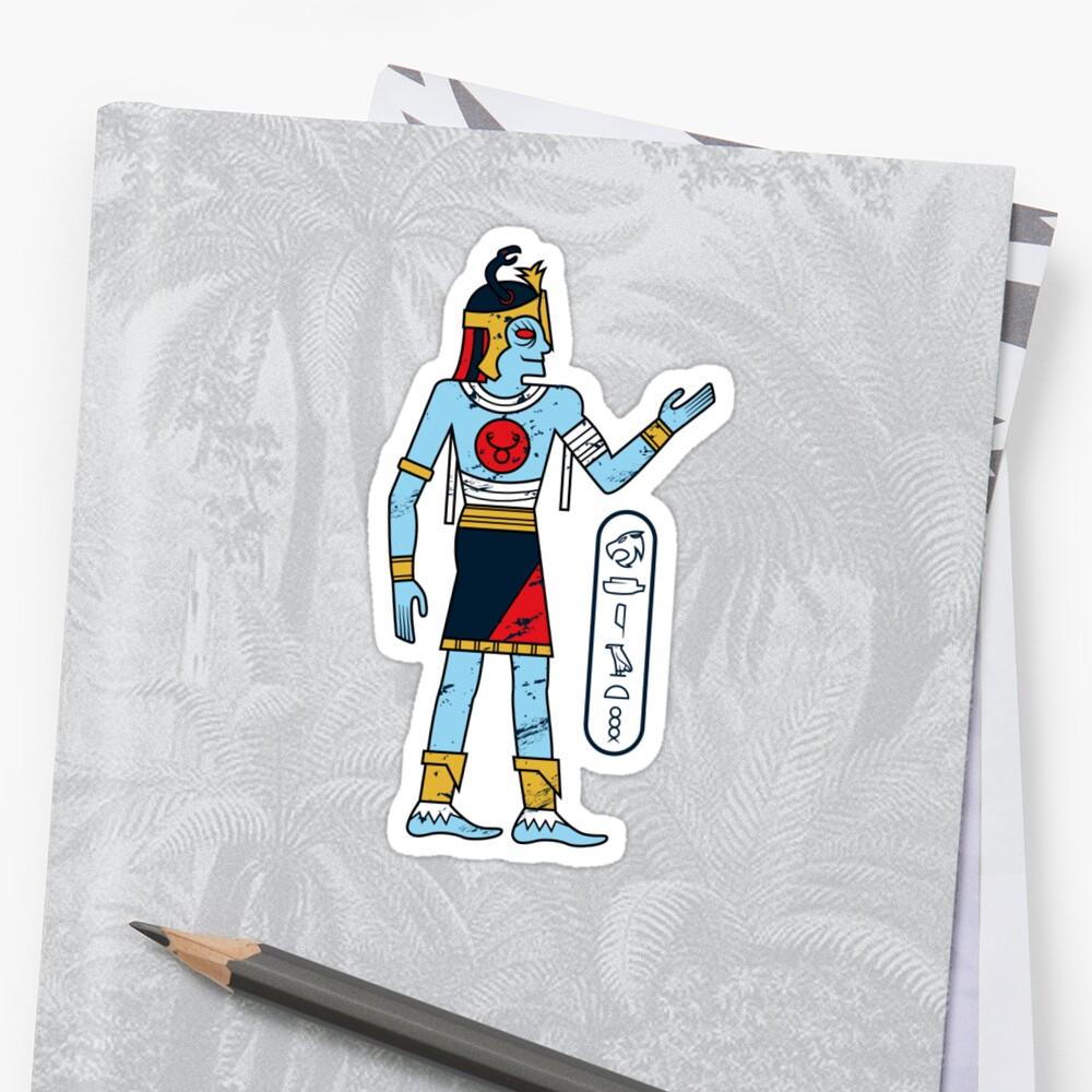 Mummy Ra by Lapuss