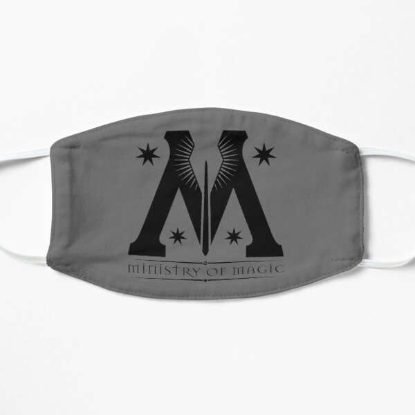 the ministry of magic  Flat Mask