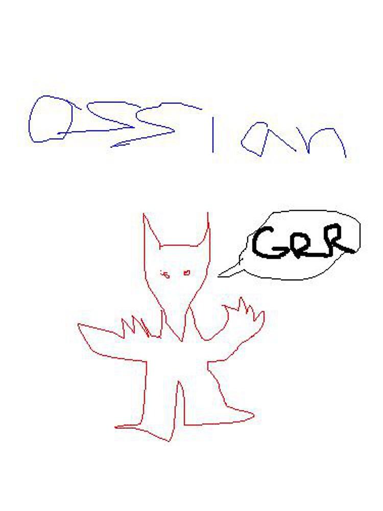 Ossian GRR! by ossiangrr