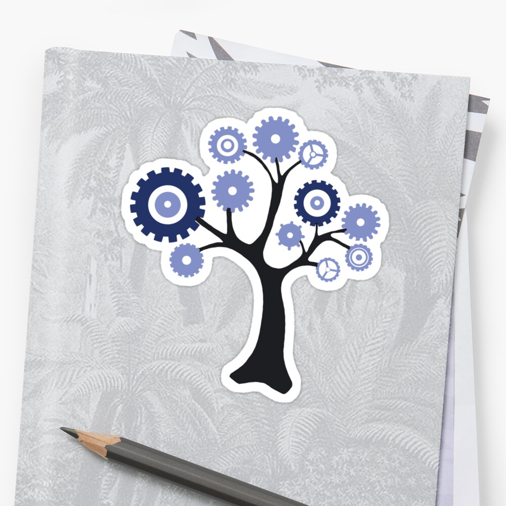Gear Tree by Rem N