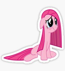 Sad Pinkie Pie  Sticker