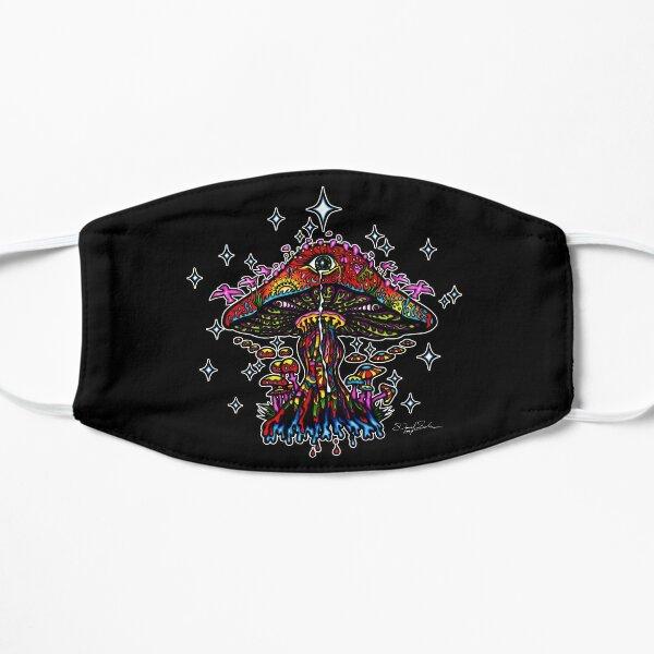 Eye Mushroom Flat Mask