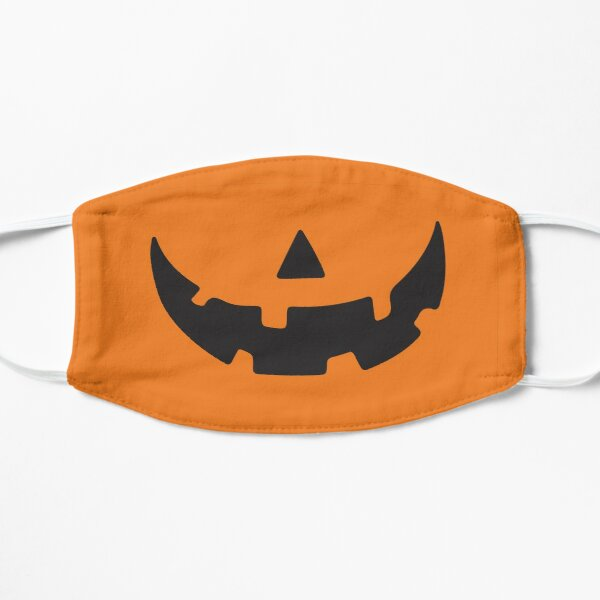 Jack-o-Lantern Pumpkin Halloween Smile Mask