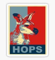 HOPS Sticker