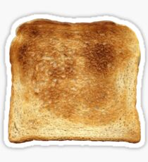 Toast. Sticker