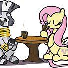 Tea  by FinalFlutter