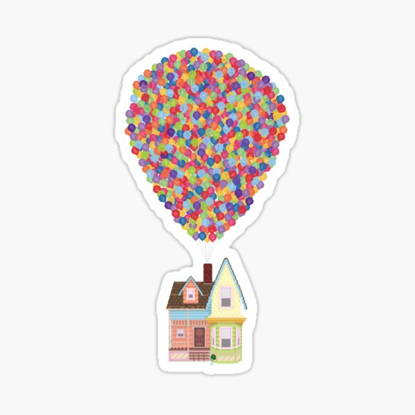 Balloons Sticker