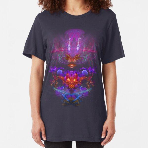 Metaface (Druid) Slim Fit T-Shirt
