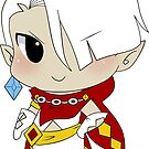Ghirahim Mini Chibi by PocketCucco
