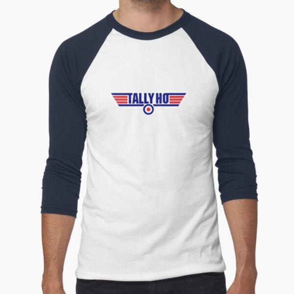 Tally Ho, Chaps. Baseball ¾ Sleeve T-Shirt