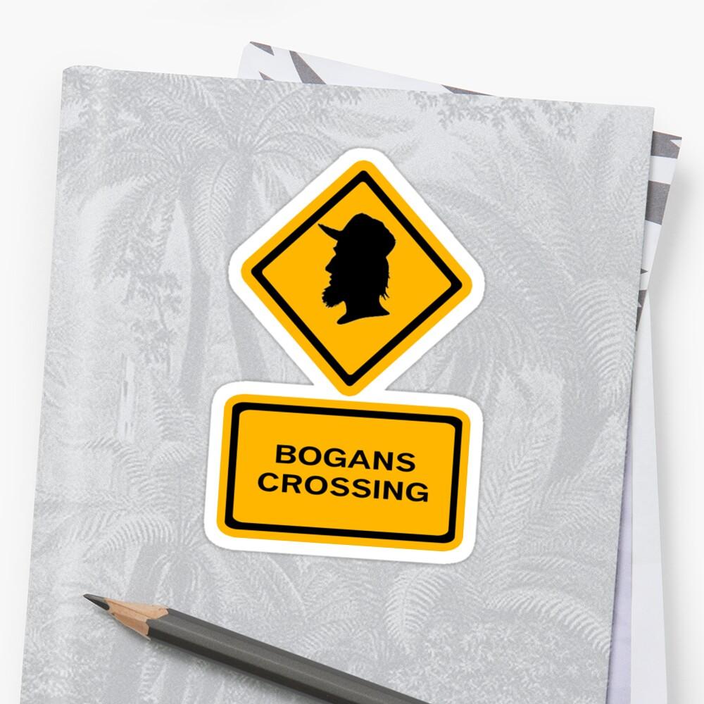 Bogans crossing (diamond square) by Diabolical