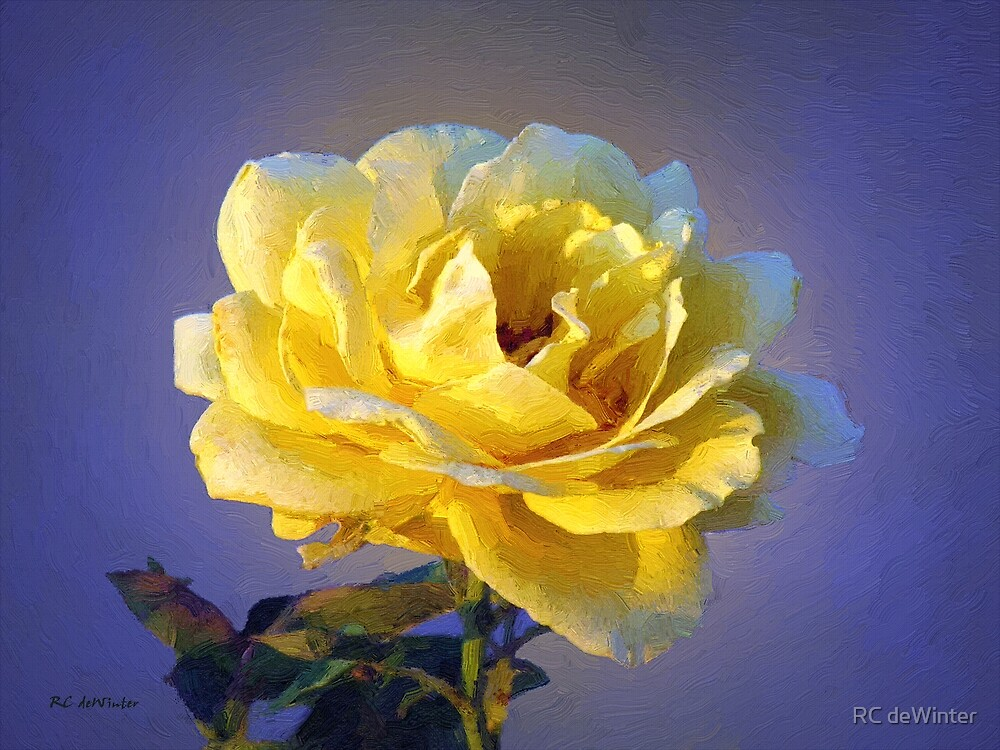 Goblet of Gold by RC deWinter