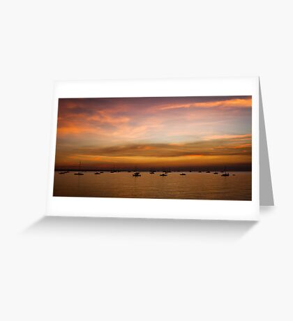 Darwin Sailing Club - Northern Territory Greeting Card