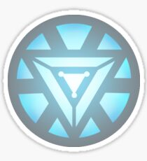 Arc Reactor 2 Sticker