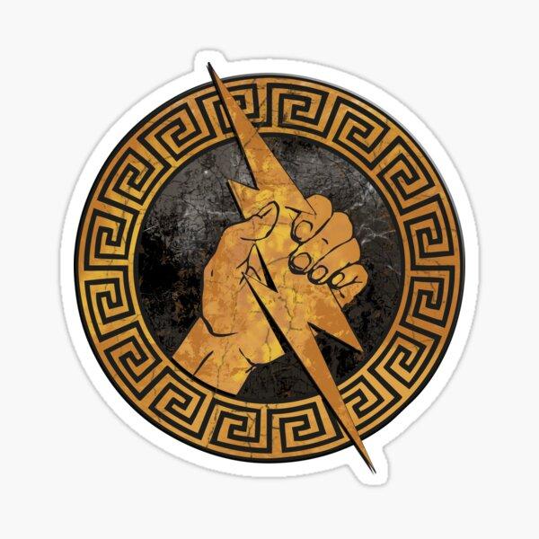 The Pantheon Logo Sticker