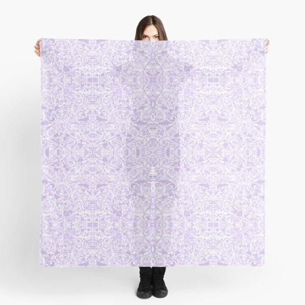 TEKnuVo Lavender Scarf