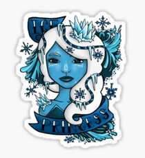 Royal Ice Sticker