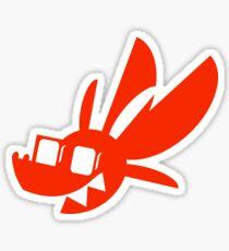 Le Petit Dragon Sticker Sticker