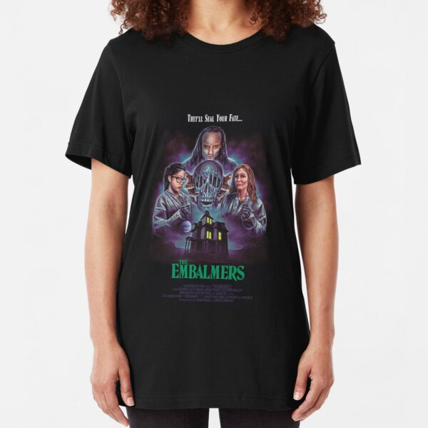 The Embalmers Movie T-Shirt Slim Fit T-Shirt