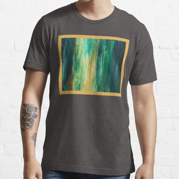 Ignite, Abstract Fire Painting by Courtney Hatcher Essential T-Shirt