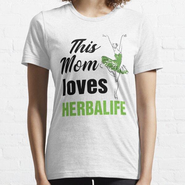 Esta mamá ama la camisa herbalife, camisa unisex Camiseta esencial