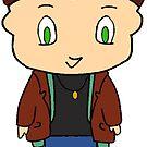 Dean winchester by lothlorien
