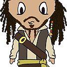 Jack Sparrow by lothlorien