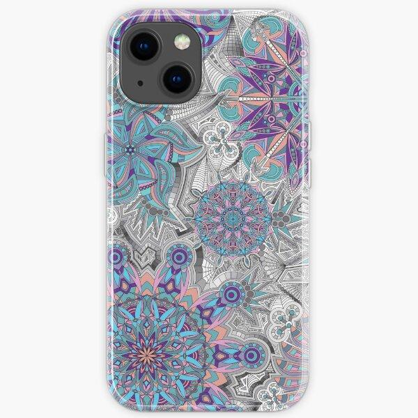 Kaleidoscope Eye #4 iPhone Soft Case