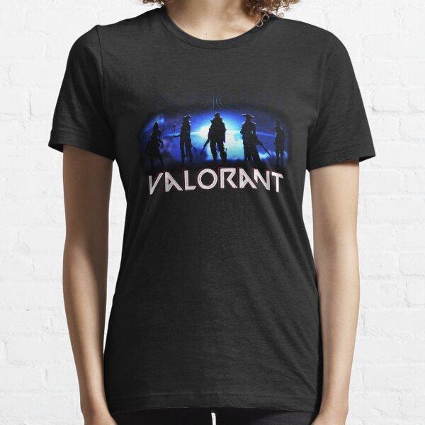 Agents vaillants - Riot fps T-shirt essentiel