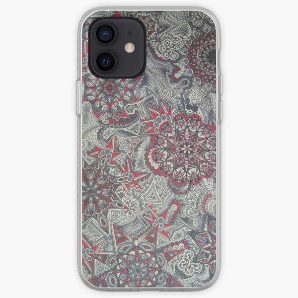 kaleidoscope eye iPhone Soft Case
