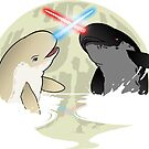 Nar Wars sticker by RebelArts