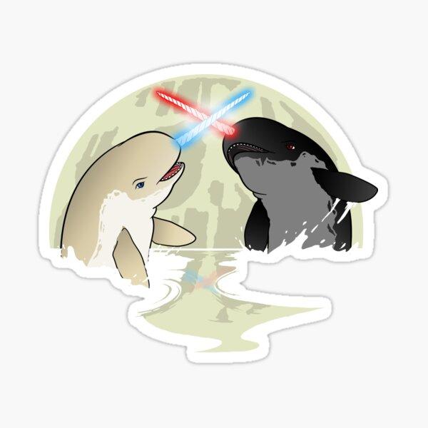 Nar Wars sticker Sticker