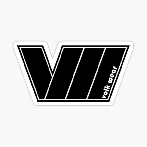 Volkwear Logo Sticker