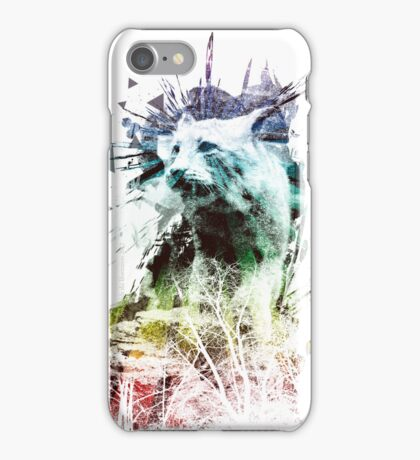 predation instinct iPhone Case/Skin