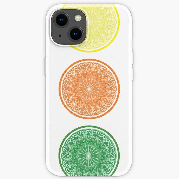 citrus iPhone Soft Case