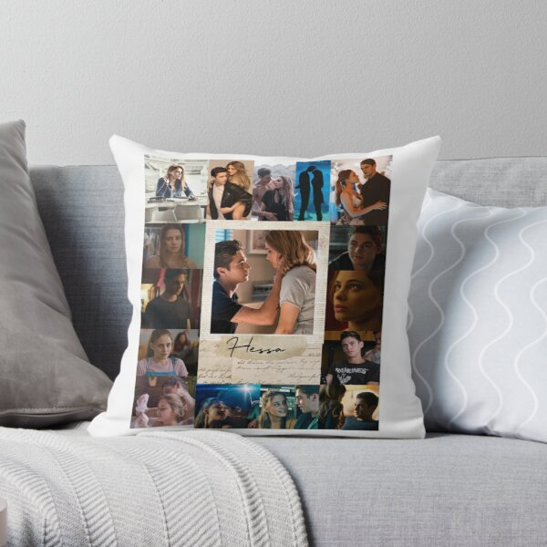 Hessa Collage Throw Pillow