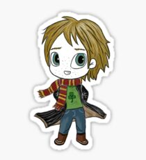 Seamus Finnigan Chibi Sticker