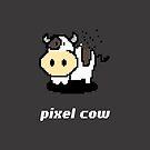 Pixel Cow by swisscreation