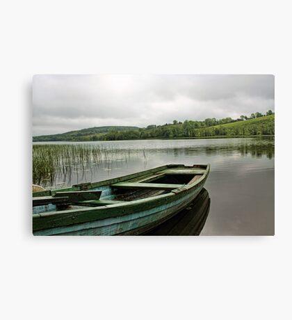 Calloughs Lake Canvas Print
