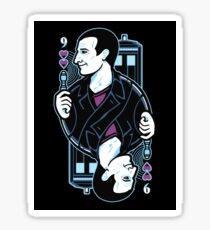 9th of Hearts - STICKER Sticker