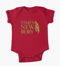 Times New Rory One Piece - Short Sleeve