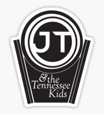 JT & the Tennessee Kids Sticker