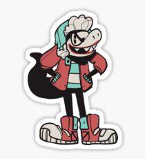 HEH Sticker
