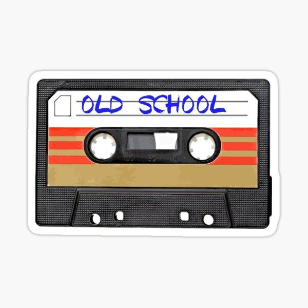 Música de la vieja escuela Pegatina