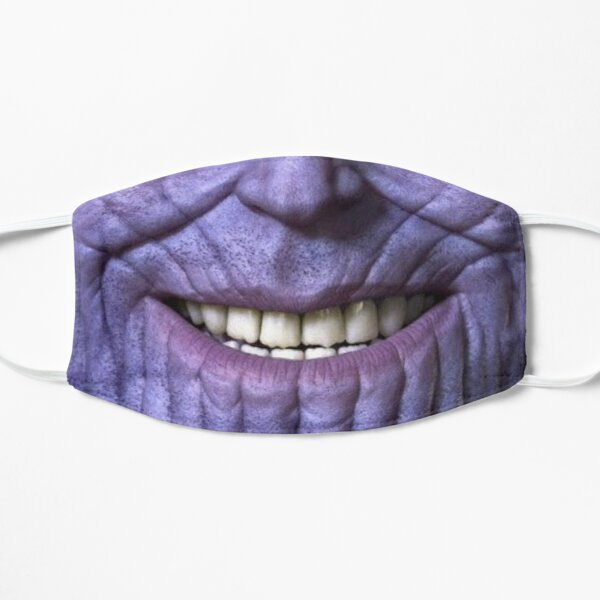Purple Man Mask Mask