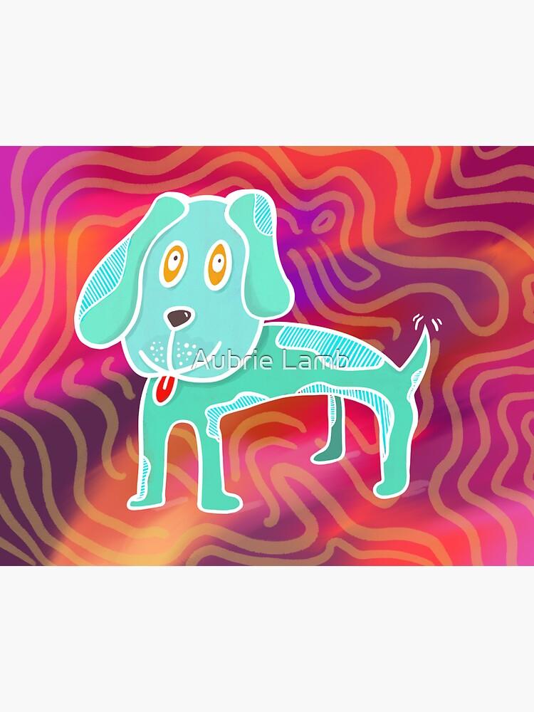 Goofy Dog by Aubb