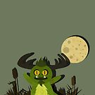 Miles  Loves Swamps! by Thur