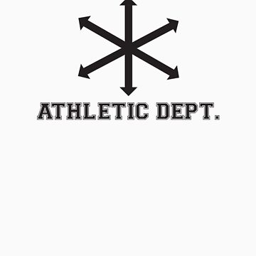 Community Athletic Dept. by mouseteeeeeth
